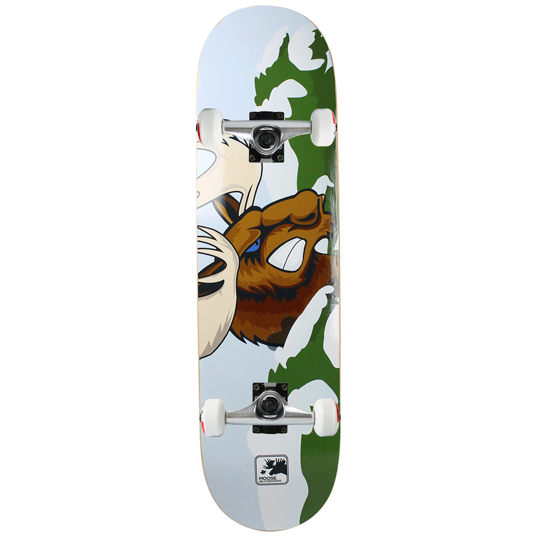 Moose Skateboard Complete Snow 8.125in