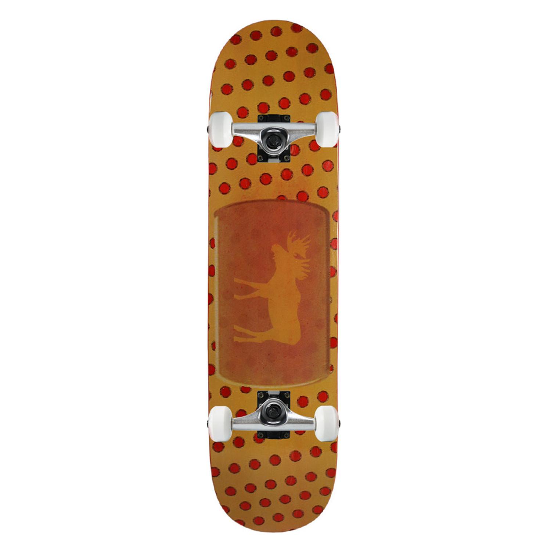 Moose Skateboard Complete Bandage 8in, 8.25in