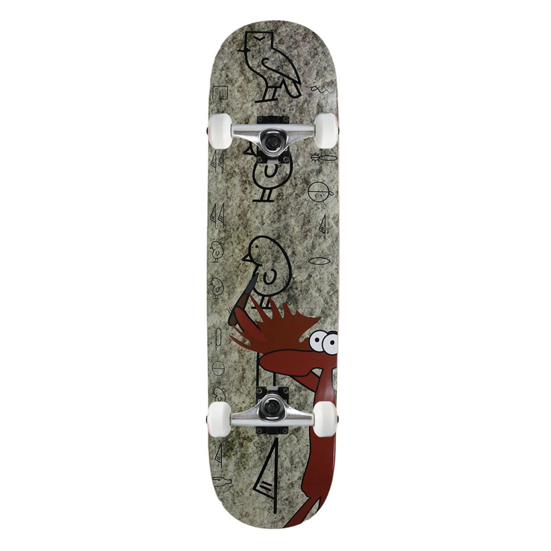 Moose Skateboard Complete Heiroglyphic 7.75in, 8in