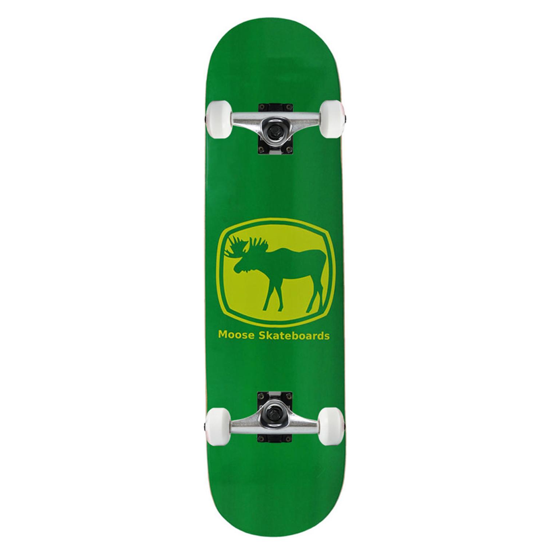Moose Skateboard Complete John Green 7.75in, 8in