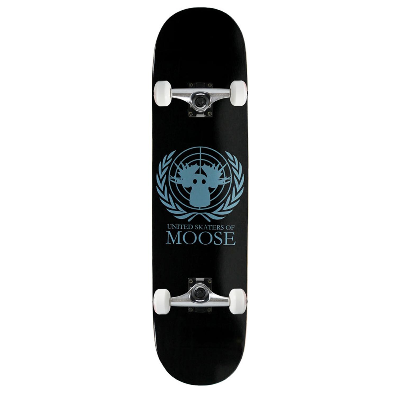 Moose Skateboard Complete United 7.75in, 8in, 8.25in