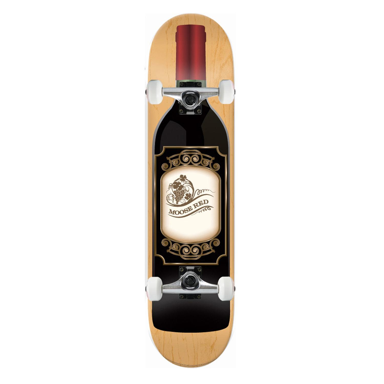 Moose Skateboard Complete Vino 7.75in, 8in