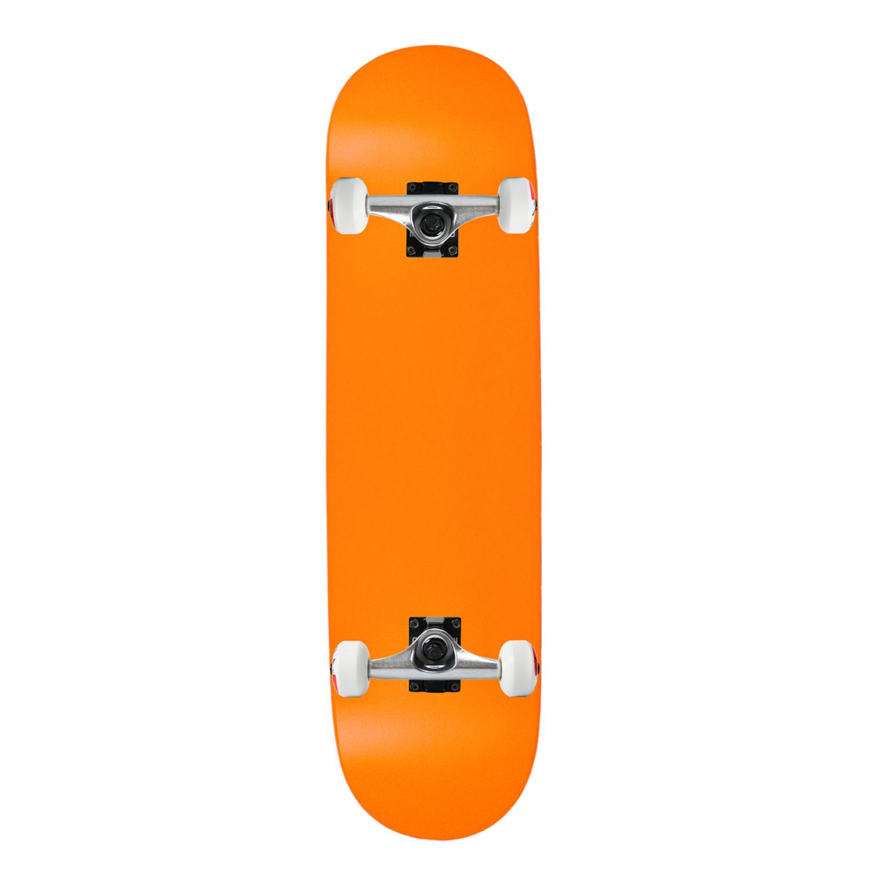 Moose Skateboard Complete Neon Orange 7.75in-8.25in