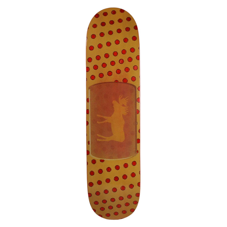 Moose Skateboard Deck Bandage 8in, 8.25in