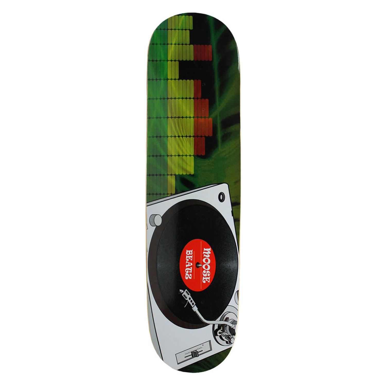 Moose Skateboard Deck Beats 7.75in, 8in, 8.25in