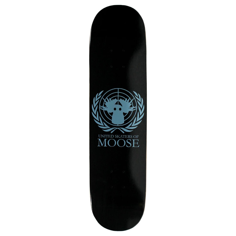 Moose Skateboard Deck United 7.75in, 8in, 8.25in